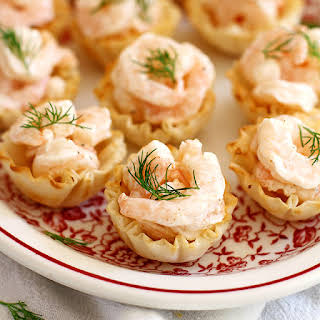 Easy Shrimp Salad Bites.