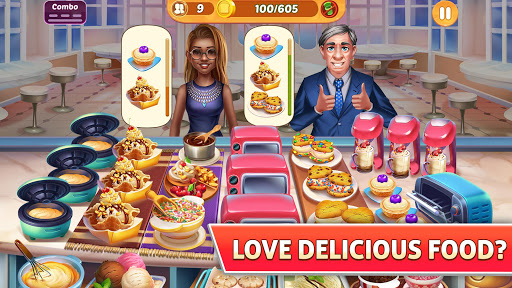 Kitchen Craze: Madness of Free Cooking Games City 2.0.7 screenshots 5
