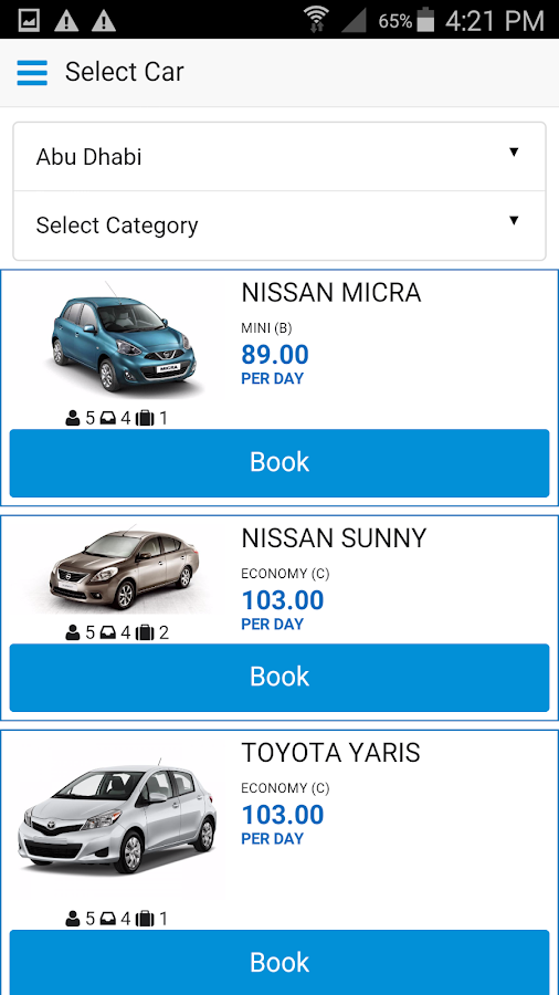 Rental Car Discounts