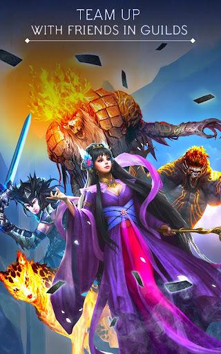 Deckstorm: Duel of Guardians screenshot 12