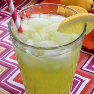 Thirst Quenching Copycat Applebees Kiwi Lemonade.