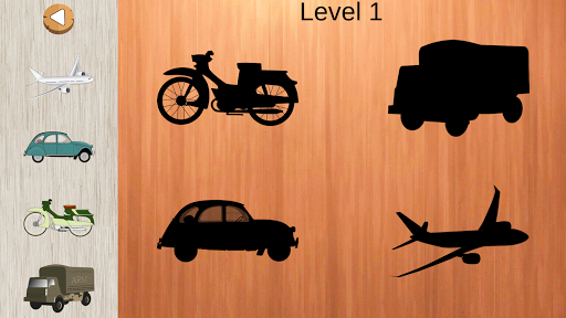 Vehicles Puzzles  screenshots 1