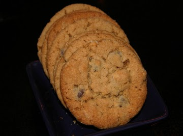 Banana Peanut Butter Cookies Recipe