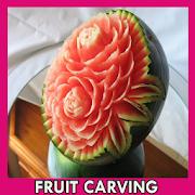 Fruit Carving Design