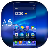 Launcher A5 Theme Android APK Download Free By Techtiq