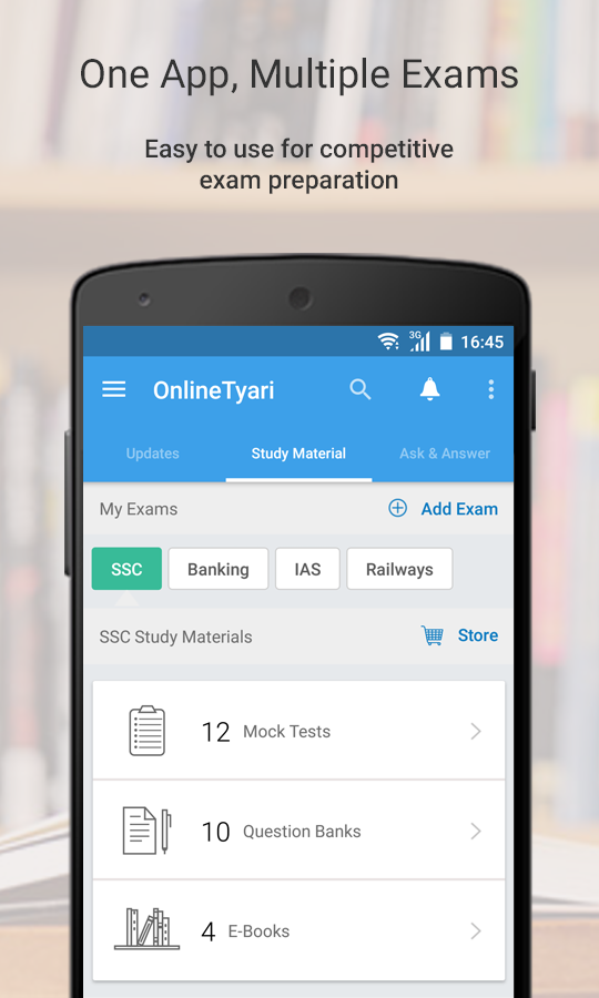 Daily GK and Exam Prep SSC-IAS- screenshot