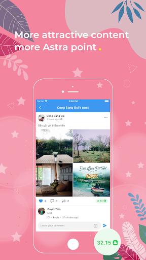 Astra - Travel Social Network screenshot 4