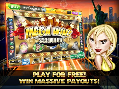 OMG! Fortune FREE Slots Casino - screenshot thumbnail