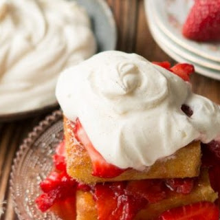 Italian Strawberry Shortcake