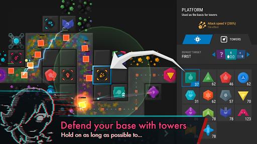 Infinitode 2 - Infinite Tower Defense R.1.6.4 Mod screenshots 1