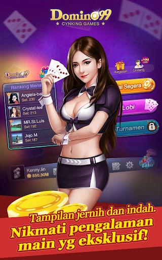 Domino 99•QiuQiu•KiuKiu•free