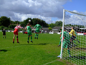 Photo: 28/08/06 v Camberley Town (Combined Counties League Premier Division) 0-0 - contributed by Paul Sirey