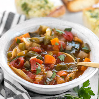 All You Can Eat Cabbage Soup.