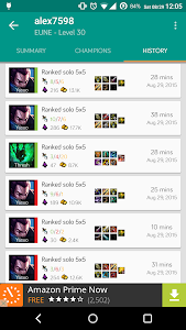 Chat for League screenshot 6