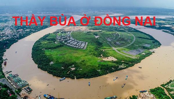 Thầy bùa ở Đồng Nai