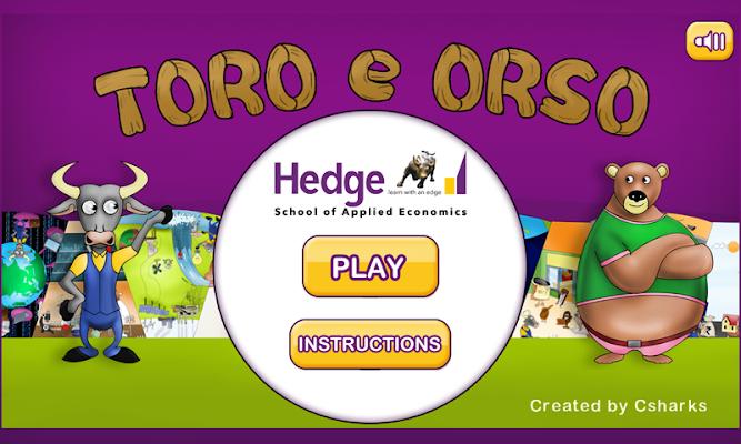 Toro e Orso -Stock Market Game - screenshot