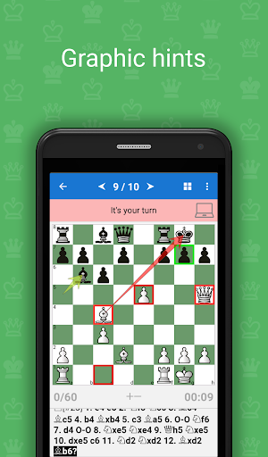 Chess Opening Blunders  screenshots 1