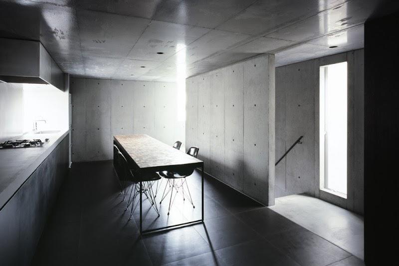 Casa de dos patios - Keiji Ashizawa Design