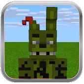 Five Nights Craft: Springtrap