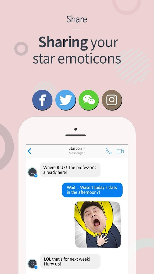 Starcon-Star&Me.Fun with Faces- screenshot