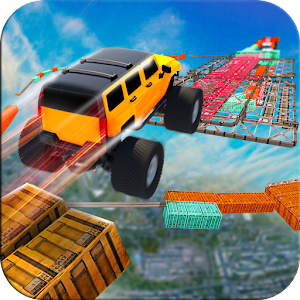 Monster Truck Impossible Tricky Tracks Stunts
