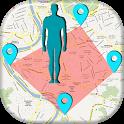 GPS Land Area Calculator : Draw Custom Path icon