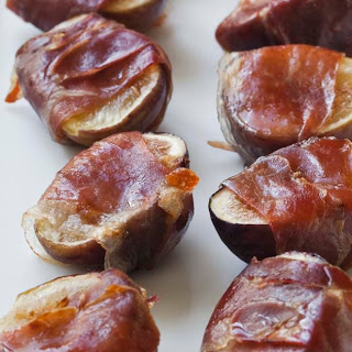 Roasted Figs & Prosciutto.