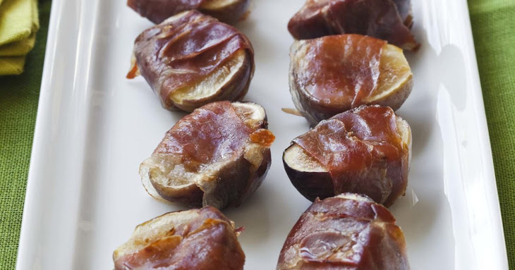 Roasted Figs & Prosciutto Recipe
