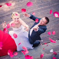 Wedding photographer Natalya Kupreenko (RedFox). Photo of 21.05.2013