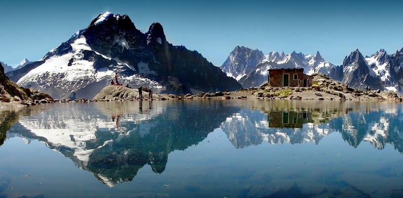 Горнолыжный курорт Chamonix-Mont-Blanc (Шамони-Монблан), Французские Альпы