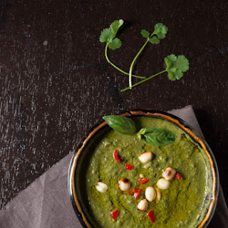 Asian Spicy Pesto