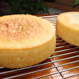 Best Vanilla Sponge Cake