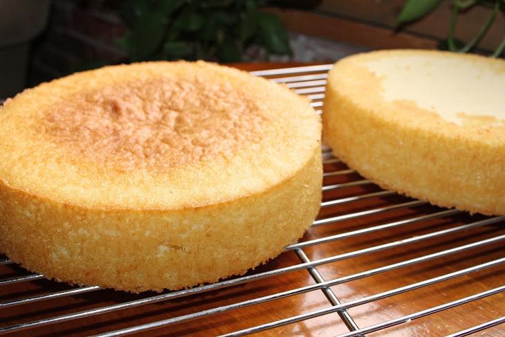 Best Vanilla Sponge Cake Recipe