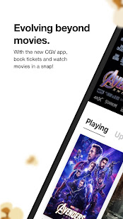 App CGV CINEMAS INDONESIA APK for Windows Phone