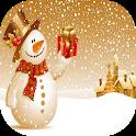 Fondos navideños gratis icon