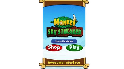 猴天空裸奔 - Monkey Sky Streaker