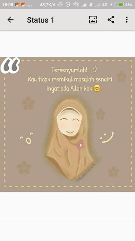 60 Gambar Dp Wa Kartun Muslimah Gratis Terbaik