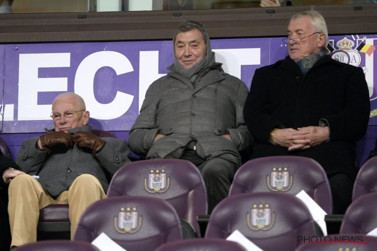 """Eddy Merckx heel pessimistisch over Anderlecht: """"Kompany? Joker!"""" en """"Er mocht er maar ene misschien meedoen in de gloriejaren"""""""