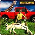 Deer Hunting Adventure-Jungle animal hunter icon