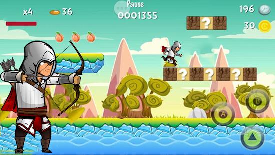 Ninja Assassin Run Adventures Jungle - náhled