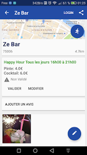 Happy Hours Paris – Vignette de la capture d'écran