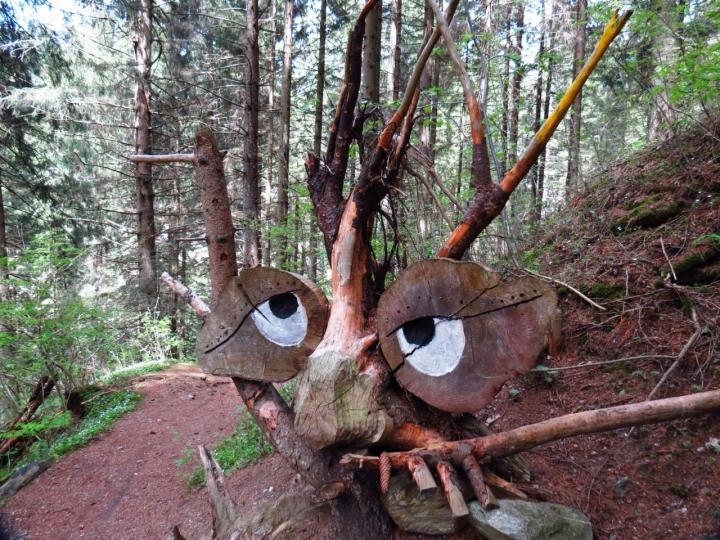 Nel bosco incantato di alfonso gagliardi