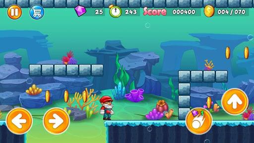 Super Pino Go : Jungle Man Adventure 0.4 3