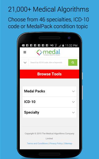 Medal: Medical Calculators
