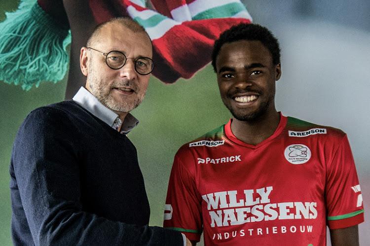 Ex-speler van Zulte Waregem op de bank bij Bayern München
