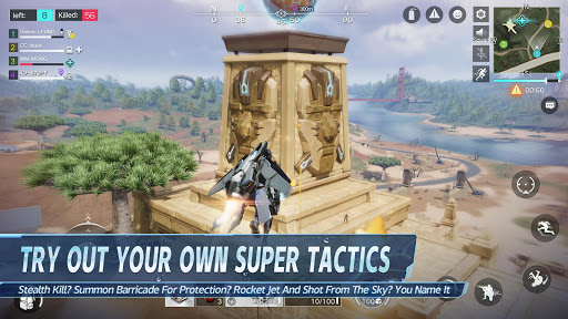 Cyber Hunter Lite filehippodl screenshot 8