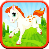Pony Game For Kids - FREE!