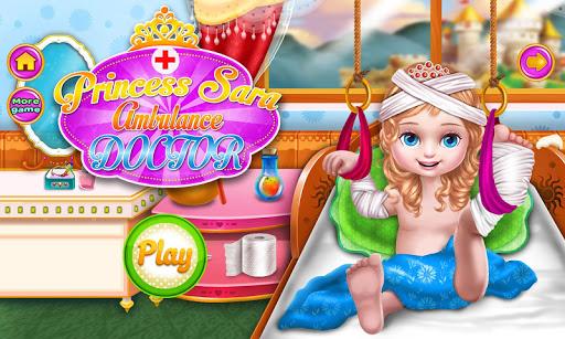 Princess Sara Ambulance Doctor