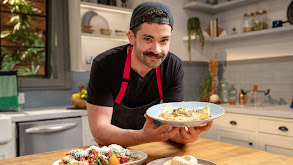 Egg Yolk Raviolo with Whipped Ricotta thumbnail