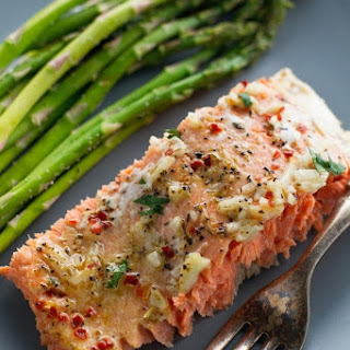 Low Calorie Baked Salmon Recipes